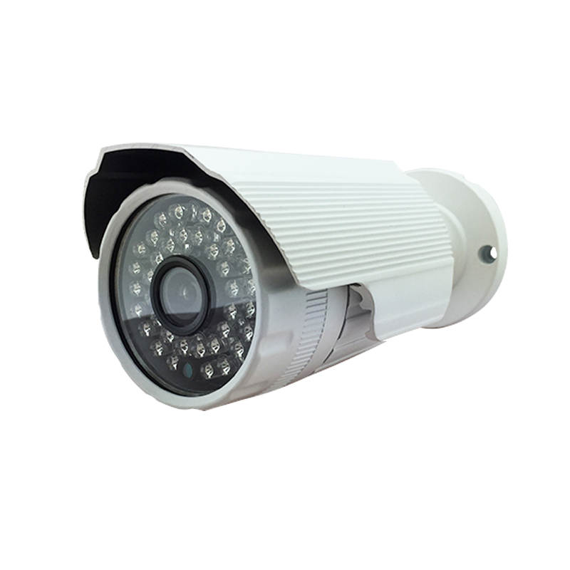 Metal outdoor waterproof P2P Onvif H.265 security night vision infrared 2.0MP 1080P IP surveillance cameras network<br>
