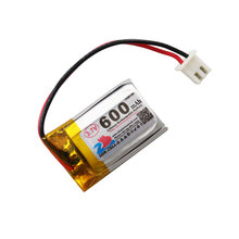In the core 600mAh 902030 3.7V lithium polymer battery 502030*2 tachograph 102030 Li-ion Cell