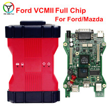 Newly For Ford VCMII IDS 101 Full Chip For Ford VCM2 Support For Mazda/Ford VCM 2 VCMii Professional Diagnostic Tool Free Ship(China)