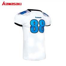 Kawasaki Brand Custom bola de futebol American Football Training Jersey Breathable Football Jersey Sports Team wear For Men(China)
