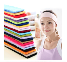 Ruiyi Headband for Sports Women Hair Accessories Stretch Hairbands Girls Yoga Make Up Headwear Headbands Head Wrap Band Bandanas