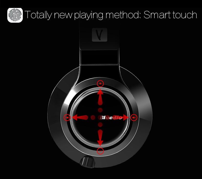 Bluedio Victory High-End Wireless Bluetooth headphones PPS12 ... fd35db047bbaf