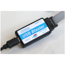 USB Blaster Rev.C Universal CPLD download cable FPGA Supports AS, PS and JTAG three download modes Car Diagnostic Scanner Tool