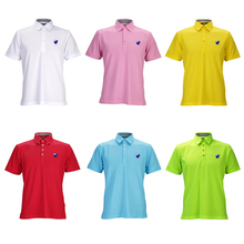PGM Authentic Golf Clothing Men New Polo Shirt Summer Quick-dry Golf Short Sleeve T-shirt  Breathable M XXL Golf Apparel 2017