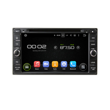 "6.95"" Octa-core Android 6.0 Car Multimedia Player For Toyota RAV4 Corolla 2006-2010 Video Audio Stereo Free MAP Car DVD Player(China)"