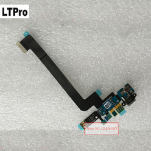 LTPro Good Working USB Charging Port Motor Microphone Flex Cable Replacement For Xiaomi 4 Mi4 M4 Phone Parts
