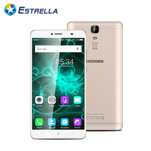 6.5'' Ultra Large Screen DOOGEE Y6 Max 3D FHD 1920x1080P Telefono Movil  MT6750 64-Bit Octa core Android 6.0 Phone 4300mAh Batte
