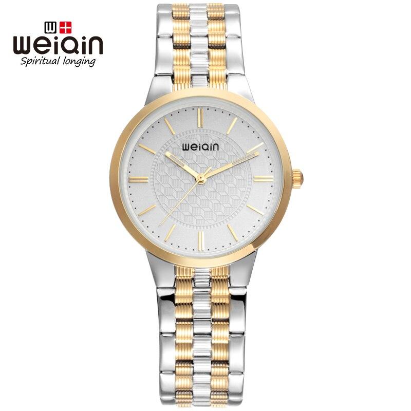 WEIQIN Men Watches Luxury Fashion Gold Analog Quartz Watch Men Ultra Thin Wristwatch Male Business Clock Relojes Hombre<br><br>Aliexpress