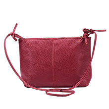Cheap Hot Sale Women Imitation Faux Leather Satchel Shoulder Bag Crossbody Messenger Bags Tote bolsa feminina