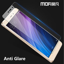 Xiaomi Redmi 4A glass MOFi tempered glass Xiaomi Redmi 4A screen protector Redmi 4A glass Xiomi 4A HD anti glare clear(China)