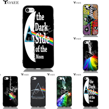 Pink Floyd Dark Side of Moon Cell Phone Case For iPhone iPod 4 5s 6s 7 Plus For Nokia Lumia HTC For Blackberry Cover Shell Gift