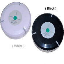 Creative Black Automatic Intelligent Sweeping Mini Robot Vacuum Cleaner Home