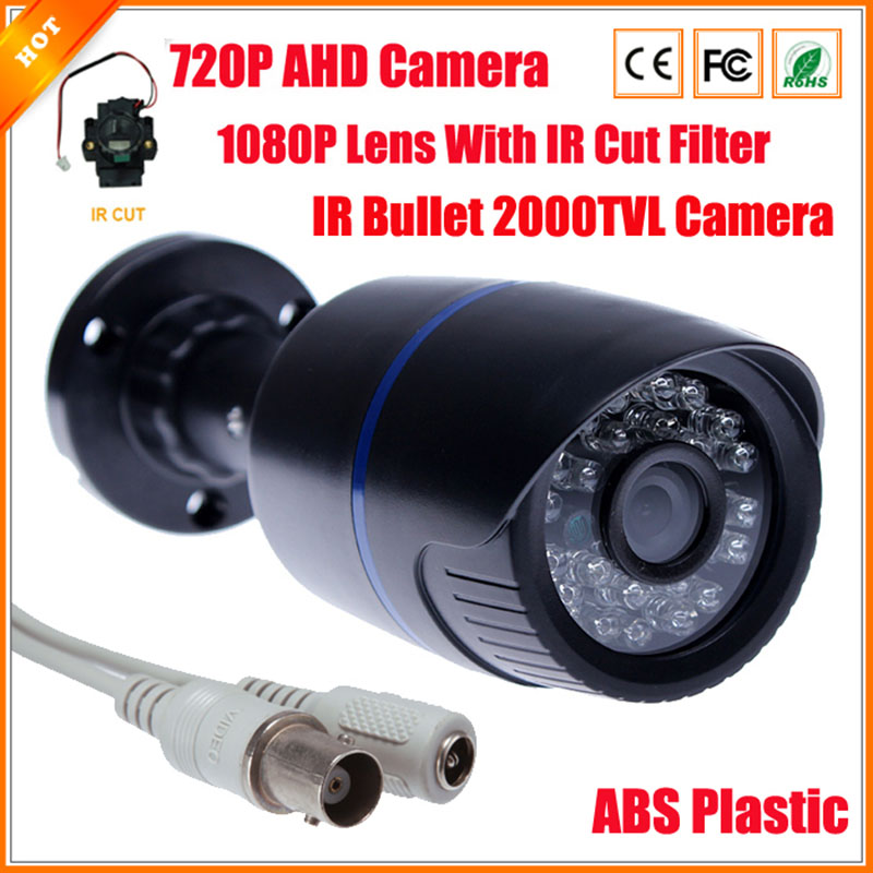 AHD Analog High Definition Surveillance Camera 2000TVL AHDM 1.0MP/1.3MP 720P/960P AHD CCTV Camera Security Outdoor<br><br>Aliexpress