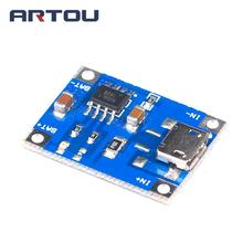 1PCS 5V 1A Micro USB TP4056 Lithium Battery Charging Board Charger Module TP4056(China)