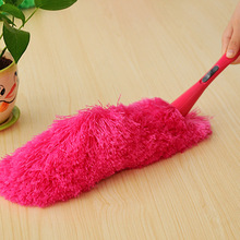 Ultrafine Fiber Household Cleaning Car Dust Duster Soft Feather Brush Cleaning Dust Handle Feather Static