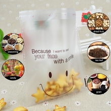 100/200 Pcs Cellophone Candy Party Packaging Bag Clear Cookie Sweet Wedding Birthday Full Stock Clearance for Party Wedding Bag(China)