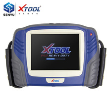 100% Original Xtool PS2 Heavy Duty Diagnostic Scan Tool Touching LED Scren Wireless Xtool PS2 Bluetooth for Heavy TRUCK PS2