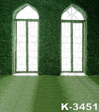 Green Chromakey Bright Door Photo Backgrounds 1.5X2M Wedding Couples Photography For Vinyl Backdrop Cloth Computer Painted Fundo