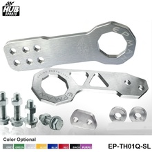 Hubsoprts -EPMAN Anodized Billet Aluminum Front+Rear Tow Hook Kit for universal car EP-TH01Q