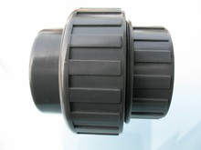 hot sale upvc union DN80 DIN standard, pvc union, pvc pipe fittings(China)