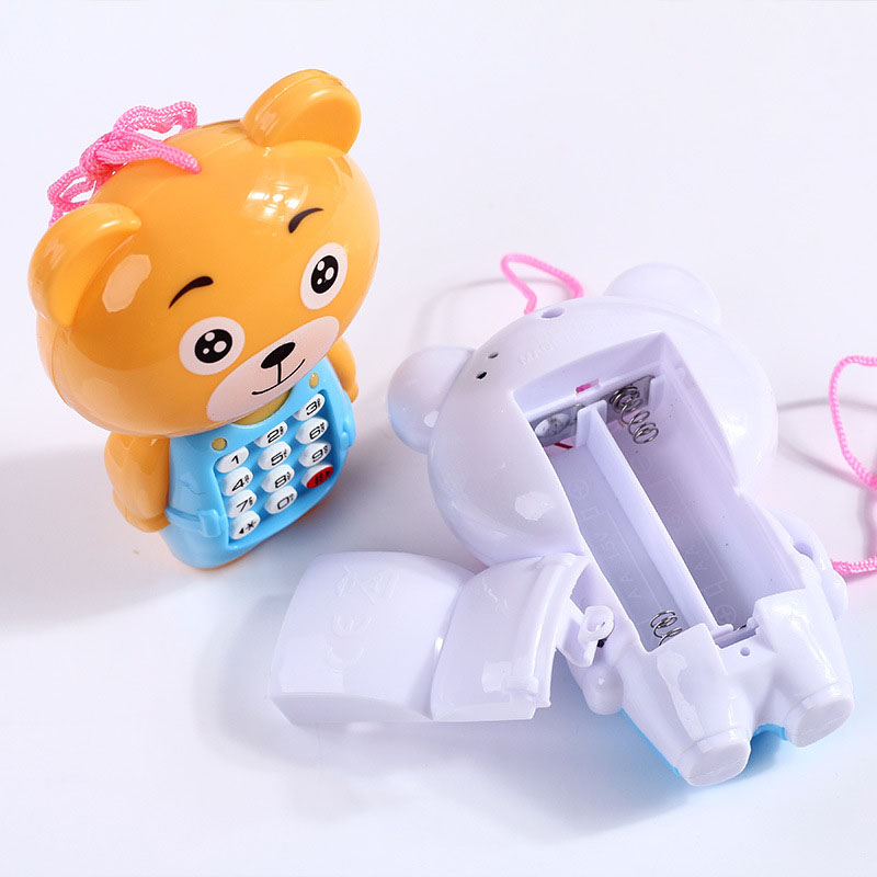 Electronic-Toy-Phone-For-Children-Animals-Sounding-Digital-Vocal-Glowing-Musical-Mobile-Phone-Baby-Educational-Learning (2)