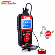 2017 Best OBD 2 Autoscanner OBD2 Scanner KONNWEI KW850 Full ODB2 Scanner Supports Multi-languages ODB 2 Auto Diagnostic Scanner(China)