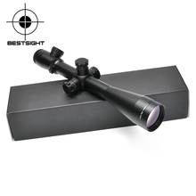 LEUPOLD 4.5-14x50 M1 Tactical Optic Riflescope Long Range Mil-Dot Reticle Rifle Scope Collimator Sight for Airsoft Rifle Caza