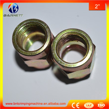 Advanced production equipment hydraulic hose banjo fittings pvc pipe fitting banjo hydraulic fitting pipe fittings(China)