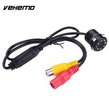 Vehemo IP67 8 LED Car Truck Backup Rear View Reverse Parking Camera Cam Wide Angle(China)