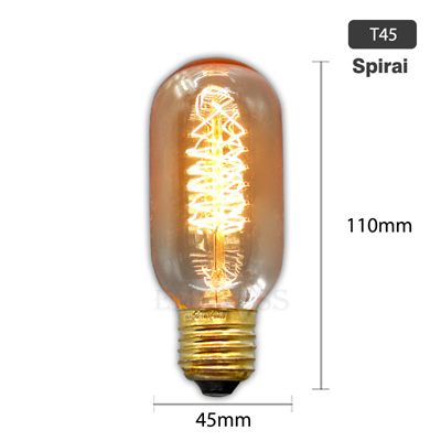40W Filament ampoule vintage light bulb edison lamp retro bulb E27 220V old incandescent retro lamp decorative light edison bulb