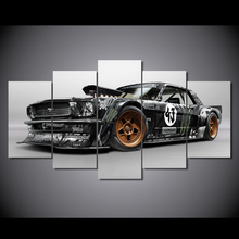HD Printed ford mustang rtr car Painting Canvas Print room decor print poster picture canvas Free shipping/ny-1883