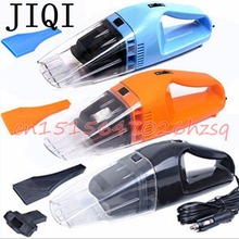 JIQI DC 12-Volt Mini Car cleaners Vacuum cleaner 100W Wet & Dry Handheld Car Cleaning Kit with 5 meter Power Cord Corded