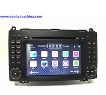 car radio DVD 2din For Mercedes Benz Sprinter A class B200 Vito Viano W169 W245 W469 W906 NAVI with Radio 2 din WIFI 3G