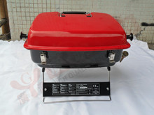 Royal protable gas BBQ grill ,outdoor gas BBQ grill,desktop grill