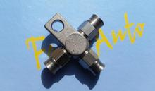 Stainless steel 3 way 3an an3 an-3 3/8-24unf thread Tee Block with Mount Tab ptfe brake teflon hose end fitting