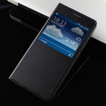 Buy Samsung J3 2016 Case View Window PU Leather Stand Flip Case Samsung Galaxy J3 2016 Phone Protective Cover Samsung J3 for $3.94 in AliExpress store