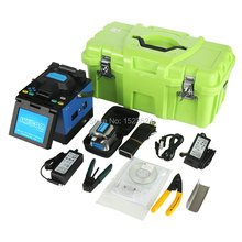 Skycom T-108H Fusion Splicer Machine Fiber Optic Fusion Splicer Fiber Optic Splicing Machine