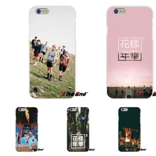 BTS Forever Young Special Album Soft Silicone Case For iPhone 4 4S 5 5S 5C SE 6 6S 7 Plus Galaxy Grand Core Prime Alpha(China)