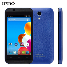 Original IPRO WAVE 4.0 Cheap Android Smartphone 4.0 Inch Touch Wifi Dual Sim China 3G WCDMA Mobile Phones International Version(China)