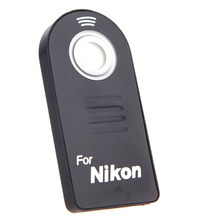 ML-L3 Infrared Wireless Remote Control Shutter Release For Nikon D7100 D750 D610 D80 D90 D5200 D70 D5300 D3300 D3200 Controller