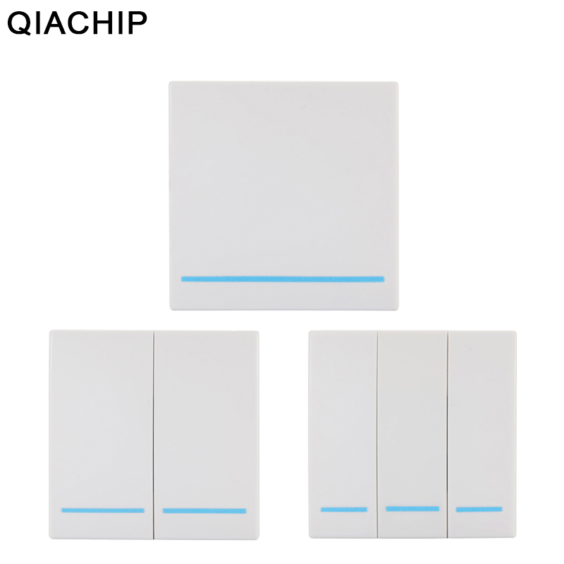 QIACHIP-Wireless-Remote-Control-Switch-AC-120V-220V-1-CH-Relay-Receiver-Module-Wall-Panel-Remote (2)
