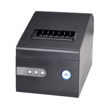 High speed 230mm/s 80mm Auto cutter Thermal Printer Kitchen Printers POS Receipt Printer USB/Serial Ports/Parallel/Lan