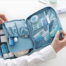 Zipper Man Women Waterproof Makeup bag  Cosmetic bags beauty Case Make Up Organizer Toiletry bag kits Storage Travel Wash pouch