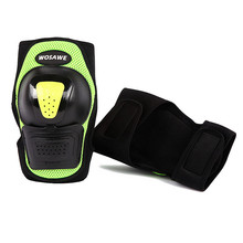 WOSAWE New Sports Kneepad Volleyball Knee Pads Protector Skating Ski/Snowboard knee support brace joelheira Protection(China)