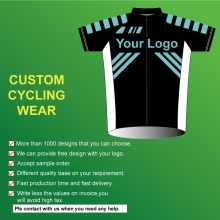 2017 china custom cycling jersey/DIY personal road short sleeve cycle wear/professional oem design bicycle T-shirts bike clothes(China)