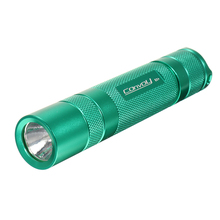 Convoy S2+ Green XM-L2 7135*8 3/5Modes 1067 LM EDC LED Flashlight Torch By 18650 Battery For Camping Fishing(China)