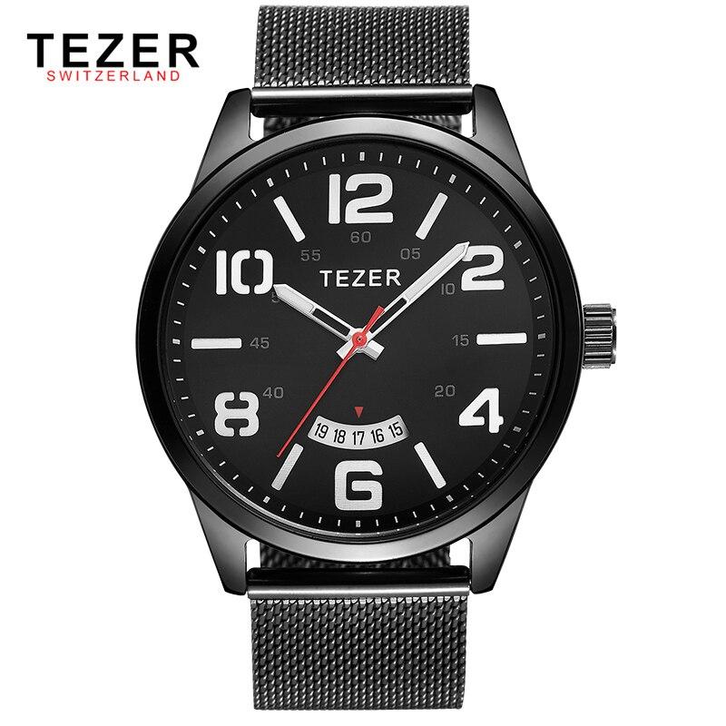 TEZER brand watches men sports watch business multi function quartz waterproof relogio masculino T5024<br><br>Aliexpress