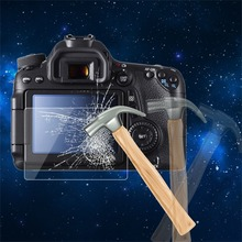 0.5mm Camera Tempered Glass LCD Screen Panel Film Protector HD Guard Waterproof Cover For Canon 70D 700D Wholesale