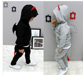 New 2017 children hoodies clothing set kids pant + coat boys clothes child tracksuits baby outfits wear free shipping<br><br>Aliexpress