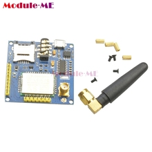 A6 GPRS Pro Serial GPRS GSM Module Core DIY Developemnt Board Replace SIM900 Microcontroller UART TTL RS232 Serial Dual-band 2A(China)